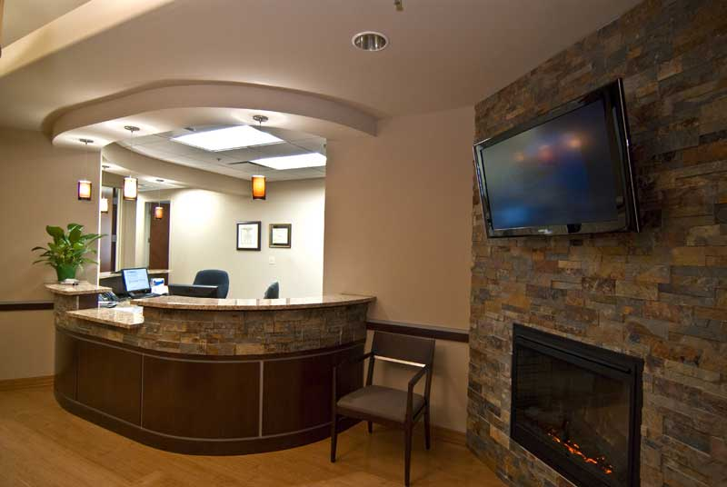 Office reception area design photos joy studio design for Dental office interior design