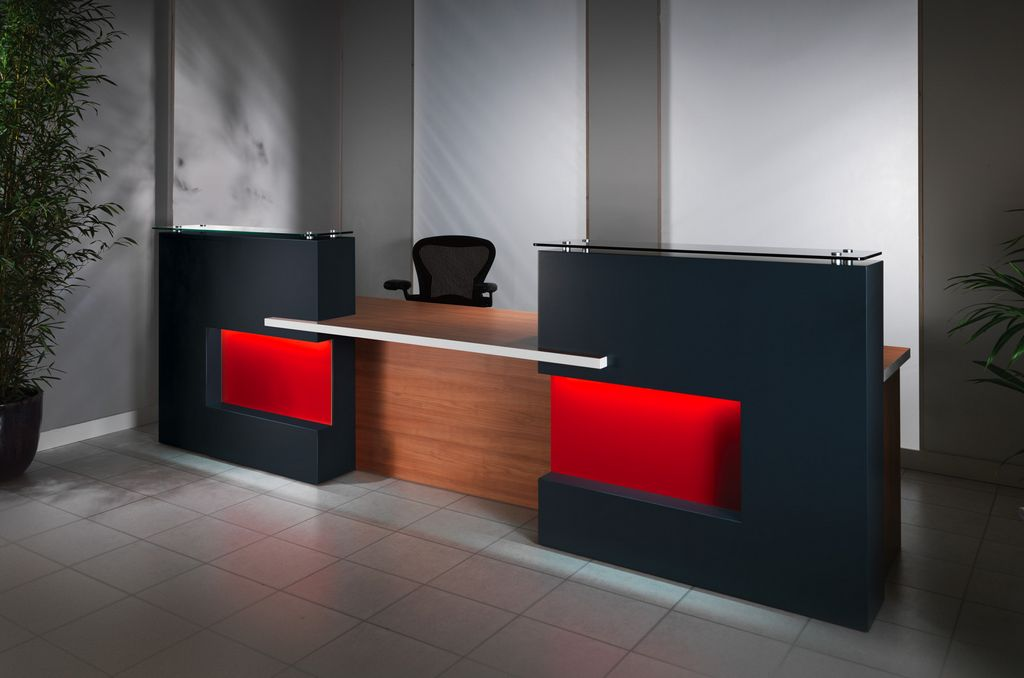 Reception Table Installation Efficient Enterprise
