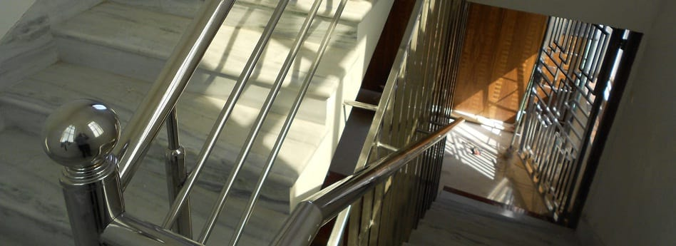 steel railing designs kolkata