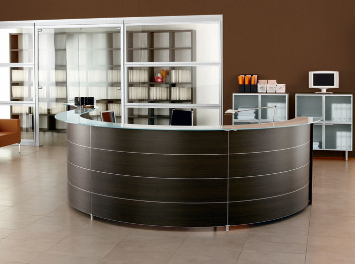 Reception Table Design Efficient Enterprise