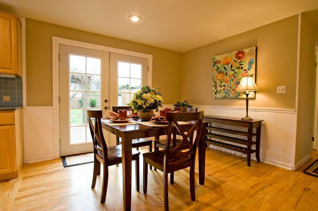 Best color paint for dining room