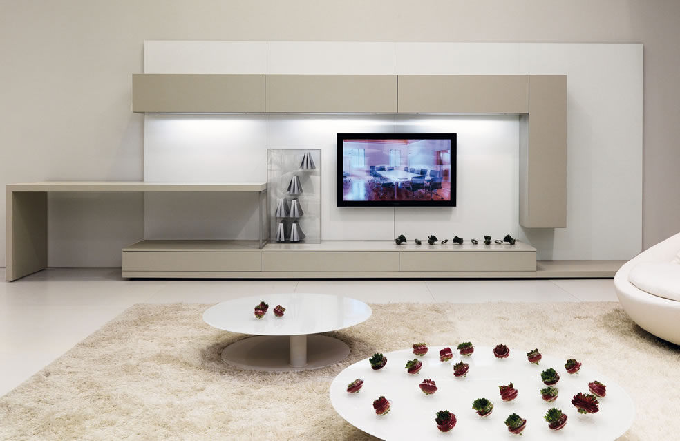 Modern TV Unit Supply And Installation Service In Kolkata