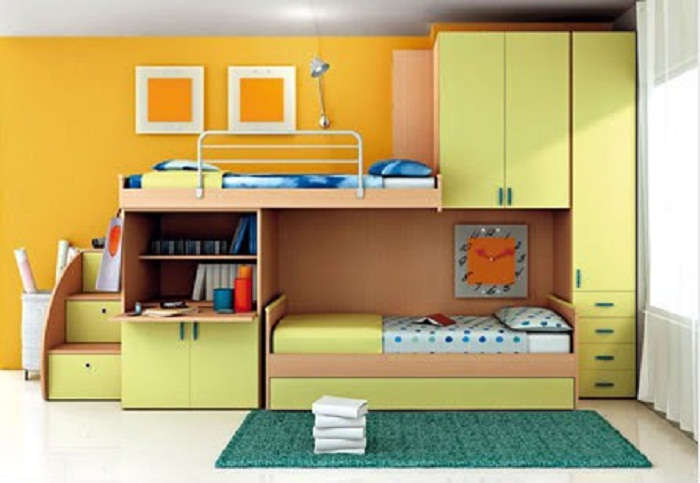 compact bedroom designs