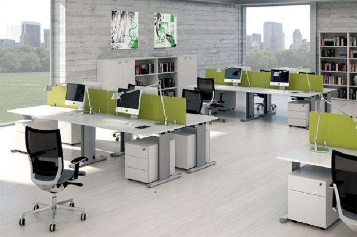 space management of a corporate office