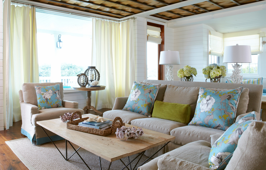 Smart Tips Give a Sophisticated Look to Your Living Room