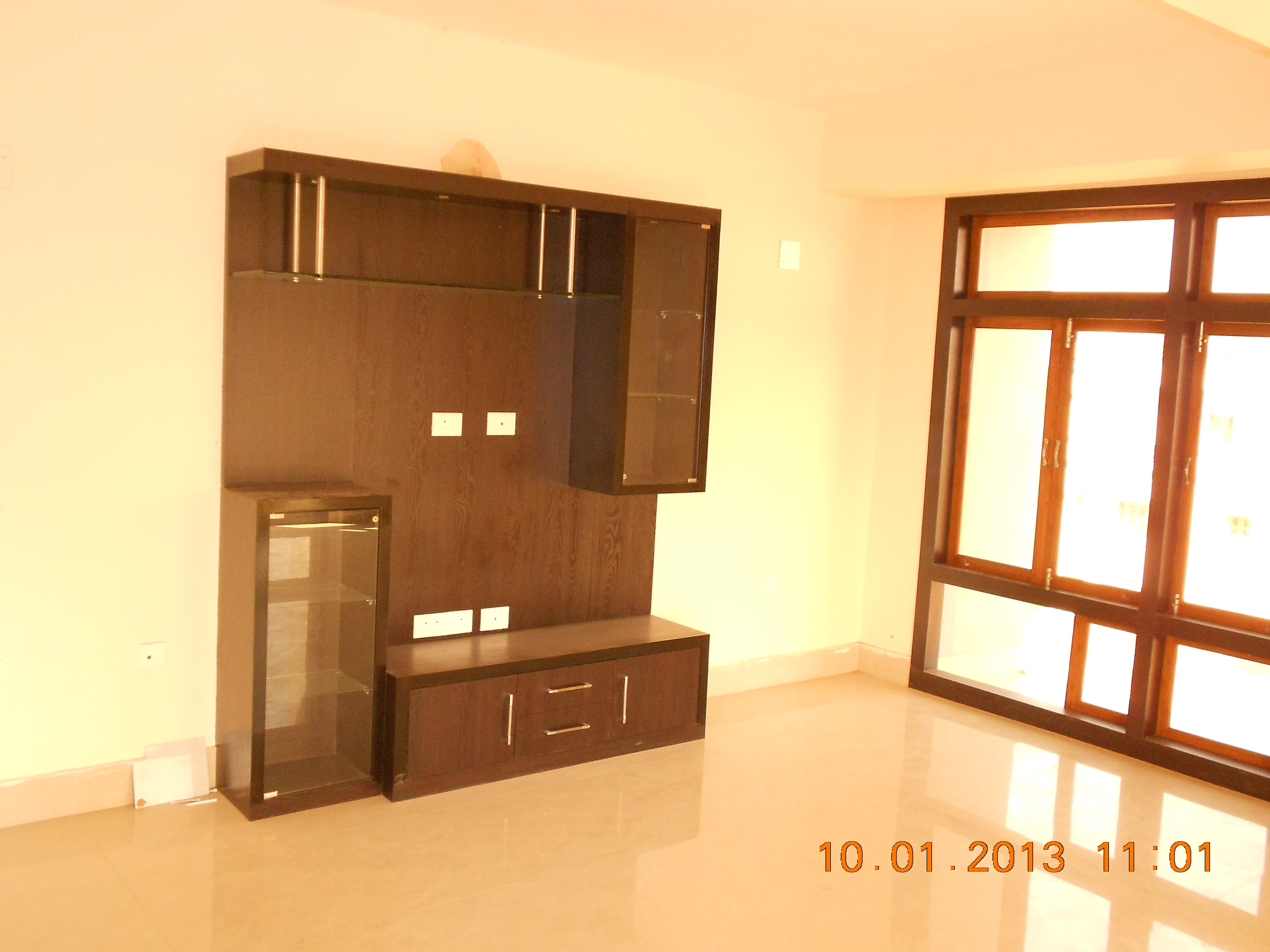 Furniture for flats Smart This Piece Of Furniture Will Accommodate Your Tv Set Along With Its Accessories The Cabinets That u2026 Continue Reading Multipurpose Tv Unit Ideal For Small Dhinom4niacom Modular Kitchen Furniture Design Efficient Enterprise