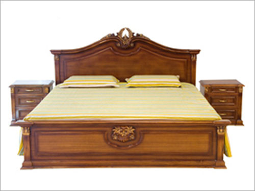 wooden bed manufacturer in kolkata