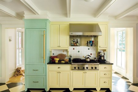 light-and-dual-colour-kitchen